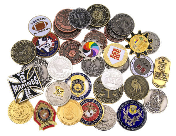 Over 225,000 Custom Coins Made!  Is Your Design Next?