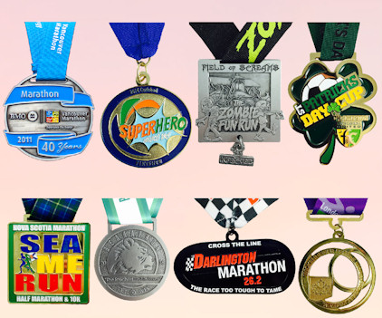 Custom Medals and Medallions - Your Logo, style, shape, colors