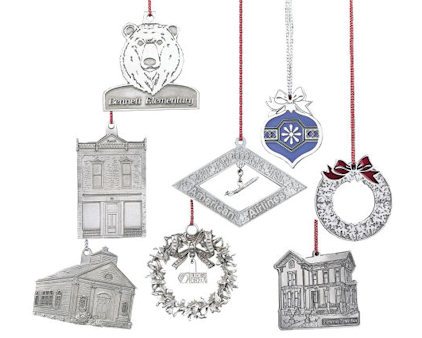 Custom Ornaments - Your Logo, style, shape, colors