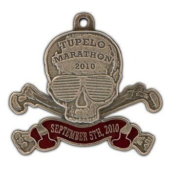 Running medals designed for your running events - 5K, 10K