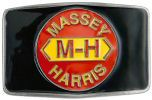 Glossy appearance in this belt buckle with the addition of color epoxy