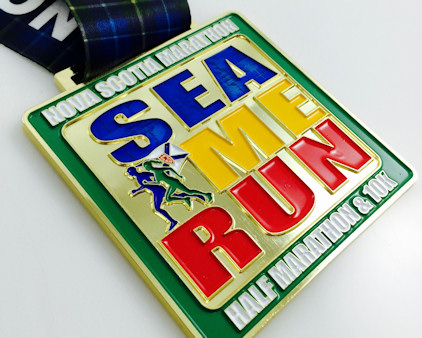 Custom Medal and Medallion Photos